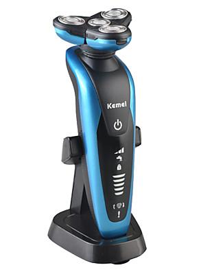 Elektrický holící strojek Muži Kníry a plnovousy Elektrický Voděodolný Suché a mokré holení Není k dispozici Kemei
