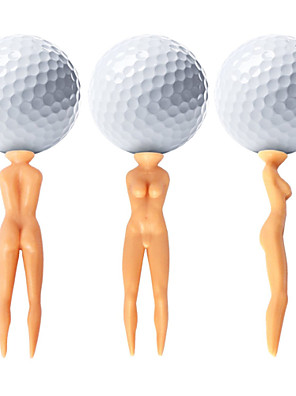 Golf labdatartó Tartós Műanyag Mert Golf - 50 pcs