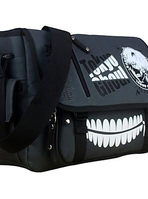 Bolsa Inspirado por Tokyo Ghoul Fantasias Anime Acessórios de Cosplay Bolsa Preto Náilon Masculino / Feminino