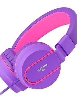 Kanen I35 Fones (Bandana)ForLeitor de Média/Tablet / Celular / ComputadorWithCom Microfone / DJ / Esportes / Redução de Ruídos