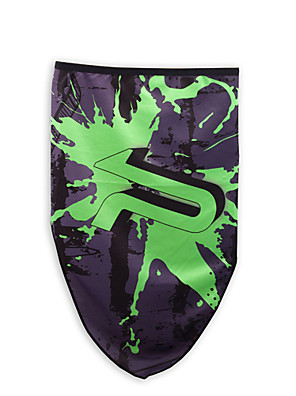 Bandanas Moto Respirável / Secagem Rápida / Resistente Raios Ultravioleta / Confortável / Filtro Solar Unissexo Verde MilitarPoliamida /