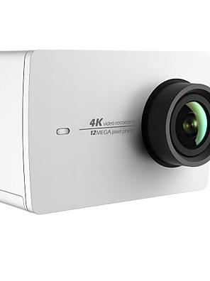 Xiaomi Xiaomi Yi II Akciókamera / Sport kamera 12 megapixeles 1280x960WIFI / 4K / Érintőképernyő / LED / Vízálló / Porbiztos / Széles