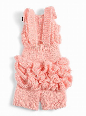 Fashions Horsehair Hand Knitting Baby Casual/Daily Solid Rompers All Seasons