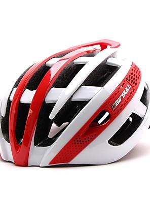 קסדה-לנשים / לגברים / יוניסקס-הר / כביש / ספורט-רכיבה על אופניים / רכיבה על אופני הרים / רכיבה בכביש / רכיבת פנאי / אחרים / הליכה(לבן /