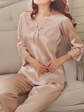 Muži / Ženy Bavlna Pyžama