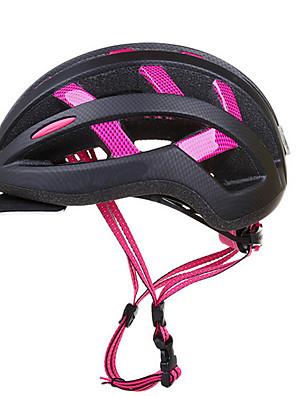 קסדה-יוניסקס-הר / כביש-רכיבה על אופניים / רכיבה על אופני הרים / רכיבה בכביש / רכיבת פנאי(ירוק / אדום / שחור,PC / EPS)15 פתחי אוורור