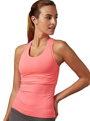 Esportivo®®Ioga Colete / Malha Íntima / Blusas Respirável / Secagem Rápida / Suave / Confortável Elasticidade Alta Wear SportsIoga /