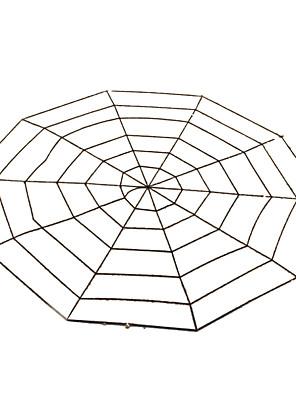 Halloween Props Pavouci Festival/Svátek Halloweenské kostýmy Černá Jednobarevné Více doplňků Halloween Unisex Bavlna