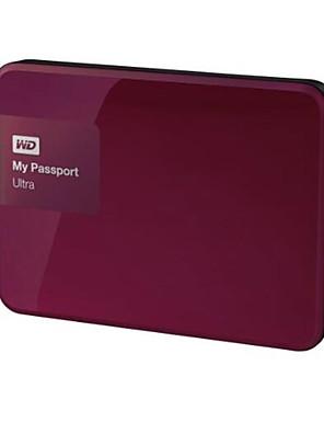Western Digital 4 TB 3 TB 2 TB, 1 TB útlevelemet ultra hordozható külső merevlemez WD USB 3.0