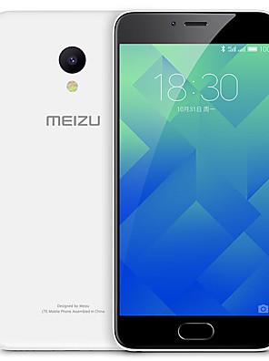 """MEIZU 5 5.2 """" YunOS 3.0 4G okostelefon (Két SIM Nyolcmagos 13 MP 2 GB + 16 GB Fehér)"""