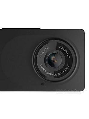 Yi Xiaomi Power Edition Black Stealth Yi customized master chip 1080p Autó DVR 2.7 hüvelyk Képernyő WDR/3D DNR CMOS Dash Cam