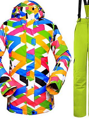 Trilha Blusas / Calças Mulheres Impermeável / Mantenha Quente / A Prova de Vento / Isolado / Confortável Primavera / Outono / Inverno
