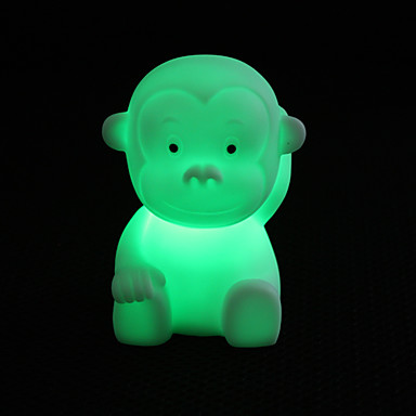 Cute night monkey - photo#6