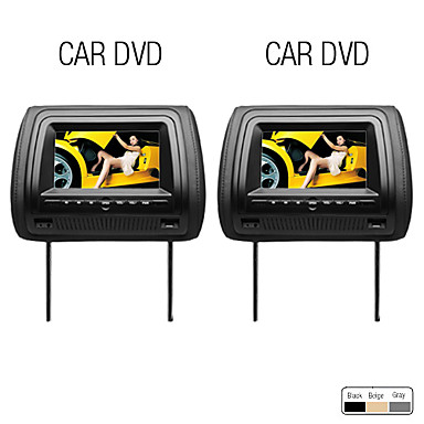 7 lecteur dvd appuie t te de voiture cran digital metteur fm usb sd de 244994 2017. Black Bedroom Furniture Sets. Home Design Ideas