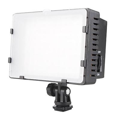 5600k 126 led wei licht lampe mit video filter f r kamera. Black Bedroom Furniture Sets. Home Design Ideas