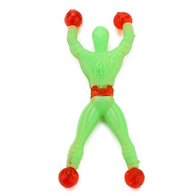Mini Size Plastic Flexible Man