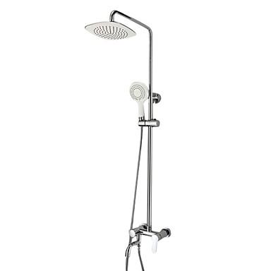 Grifo de ducha contempor neo alcachofa incluida for Manija para ducha