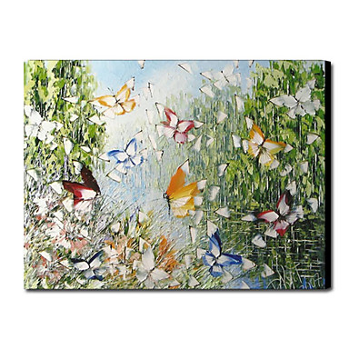 Hand Painted Oil Painting Animal 1211-AN0049