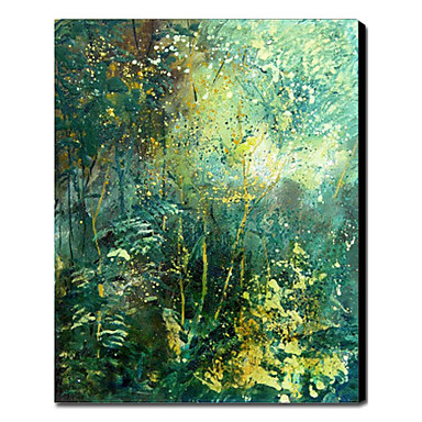Hand Painted Oil Painting Landscape 1211-LS0038