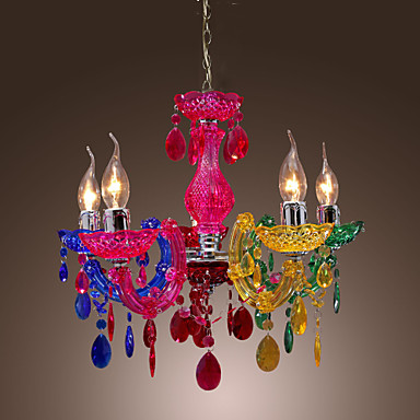 lightinthebox lampadari : 40 Lampadari , Tradizionale/Classico Cromo caratteristica for ...