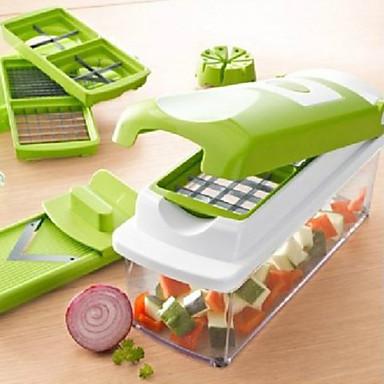nicer fruit vegetable dicer chopper slicer tools set 551747 2016. Black Bedroom Furniture Sets. Home Design Ideas