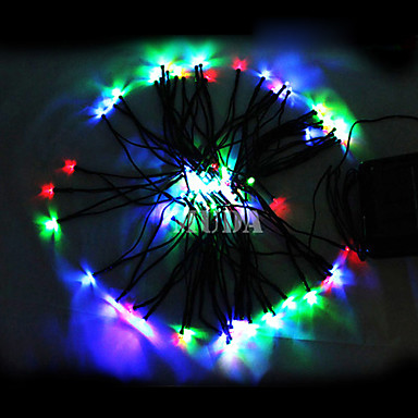 Buy 22M Colorful 200Led String Lights Blue Corn Christmas Decoration Fairy Light(Cis-57182)