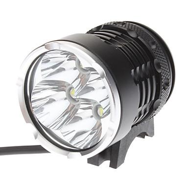 eclairage de v lo bicyclette lampe avant de v lo led. Black Bedroom Furniture Sets. Home Design Ideas