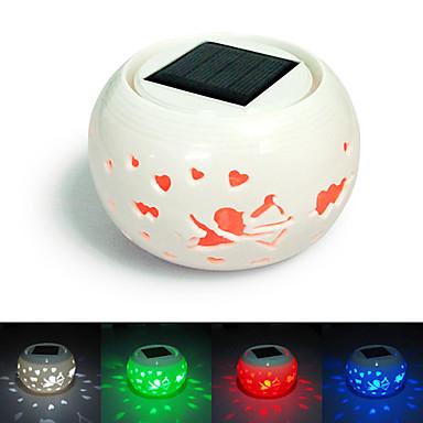 Cupido ontwerp uitgeholde led zonne energie tuin light solar light table solar kleine night - Kleine zonne lamp ...