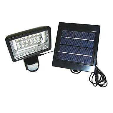 Moderni ricaricabili LED Solar Light Wall luci da giardino ...