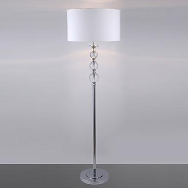 lampadaire moderne avec boules en verre d coration de. Black Bedroom Furniture Sets. Home Design Ideas