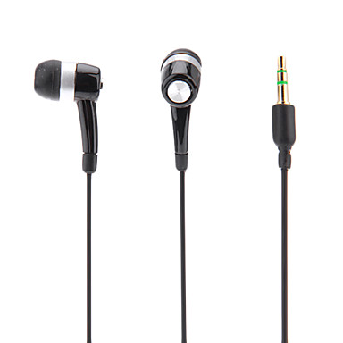 In-Ear Headphonefor iPod/iPad/iPhone/MP3 (Black)
