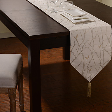 runners view home style dining table  runners garden my table linens kitchen table country cart and