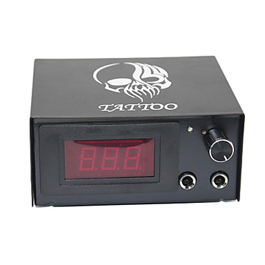 Digital lcd tattoo power supply 58847 2016 for Power supply for tattoo