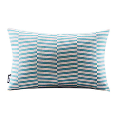 Buy Cotton/Linen Pillow Cover , Geometric Modern/Contemporary