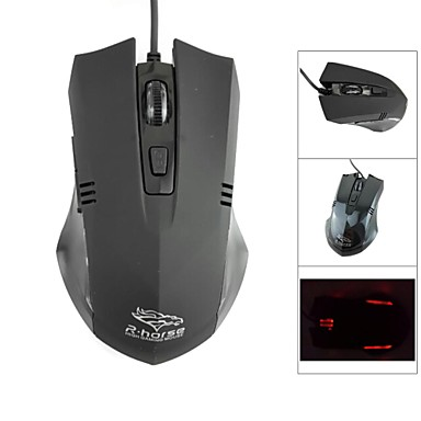 R Horse Gaming Mouse R.horse FC-5150...