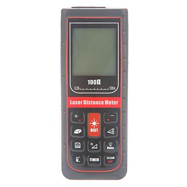 Laser afstandsmåler test