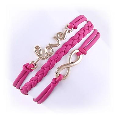 (1 Pc)Fashion 4.9cm Women's Alloy Chain & Link Bracelet