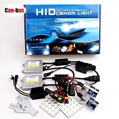 Buy 12V 35W H7 10000K Premium Ac Error-Free Canbus Compatible Ballasts Hid Xenon Kit Headlights