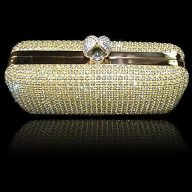 Women's Rhinestone Special Occasion Evening Handbags ...