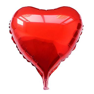 10 pollici in alluminio a membrana cuore viola il giorno - Colore del giorno di san valentino ...