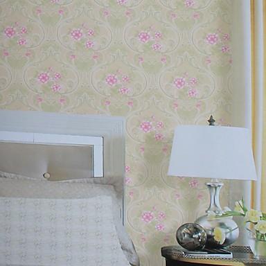mur papier mural europ en pastorale de style restauration des moyens anciens papier peint de. Black Bedroom Furniture Sets. Home Design Ideas