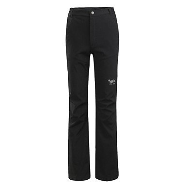 Women's Waterfoof Ski Pants Warm / Thermal Insulated Fleece snowboard Pants