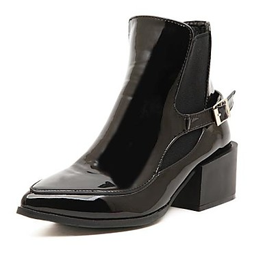 femme chaussures cuir verni printemps automne hiver gros. Black Bedroom Furniture Sets. Home Design Ideas