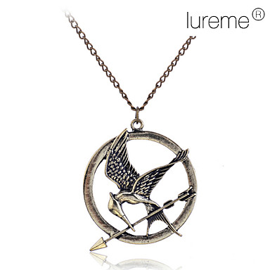 Bird Pendant Necklace Christmas Gifts for Men Women's