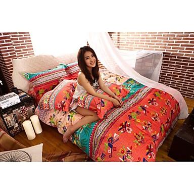 Set copripiumino qualit hige spessore coperte calde da - Coperte da letto ...