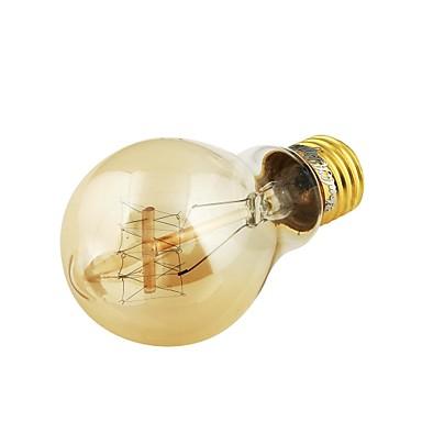 Buy YouOKLight® E27 40W 400lm Warm White Incandescent Tungsten Edison Filament Bulb(AC220V)/(AC100-130V)