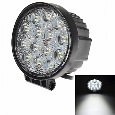 Buy KAWELL®42W Round 4.5 inch LED ATV/boat/suv/truck/car/atvs/fishing/Deck Driving light Road Led Spot Work Light