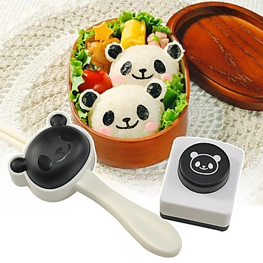 kitchenware bento decoration tools rice cooker rice hall maker molds lunch bo. Black Bedroom Furniture Sets. Home Design Ideas
