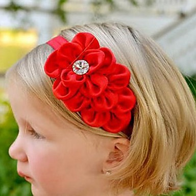Girls Hair Accessories,All Seasons Chiffon