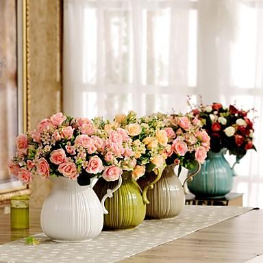 H13 flores artificiales establecer arreglos florales - Arreglos de flores artificiales ...